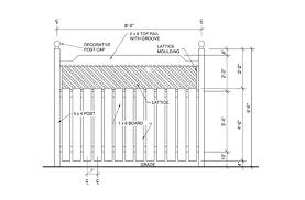 Build A Treated Wood Fence Rona