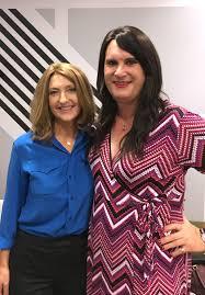 Sophie Cook first transgender newscaster on UK's Latest TV
