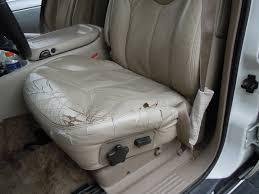 12 1 11 the seat 2002 yukon xl