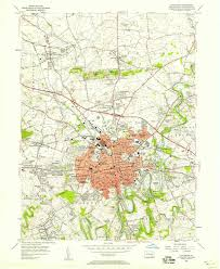 YellowMaps Lancaster PA topo map ...
