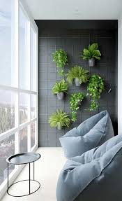 solution ideas for small balcony wall