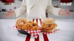 en donuts kfc