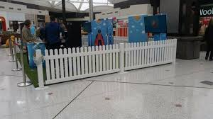 Pvc Temporary Event Panels Posts Portable Barrier Fencing Other Tools Diy Gumtree Australia Swan Area Malaga 1222624075