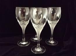 mikasa wine glasses la dame set of 4