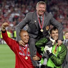 Wes Brown chooses between Man Utd's 1999 and 2008 Champions League-winning  sides - Irish Mirror Online