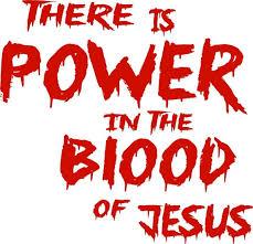 Power Blood Jesus Christ Lord God Bible Truck Car Window Vinyl Etsy