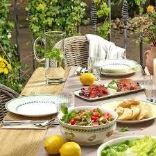 villeroy boch french garden v and