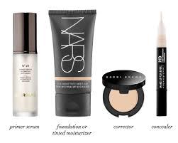 foundation makeup for sensitive skin