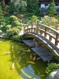 17 beautiful japanese garden bridge