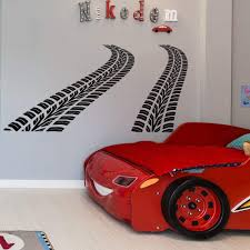 Amazon Com Littledollz N Sunforest Curved Tire Tracks Wall Decal Car Nursery Decor Boys Nursery Wall Decal Kids Room Decor Playroom Wall Decals Road Wall Decal Boys Room 22 Inch Home Kitchen