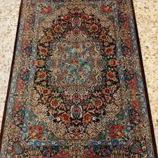 handmade persian rug 5945 silk