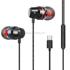 ear wired mega bass earphone