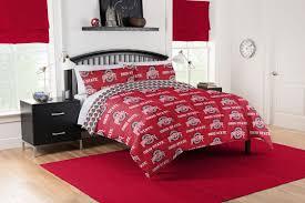 Ncaa Ohio State Buckeyes Bed In A Bag Set Walmart Com Walmart Com