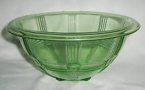collecting depression glass