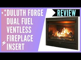 vent free gas stove duluth forge dual