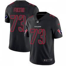 Youth Zach Fulton Houston Texans Nike Limited Jersey - Black Impact  Size:S,M,L,XL,XXL,XXXL,4XL
