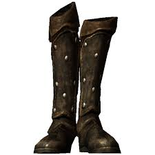 leather boots skyrim wiki