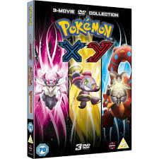 Pokemon Movie 17 to 19 Collection - XY DVD [2018] on OnBuy
