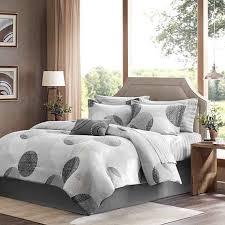 cotton sheet set cal king grey