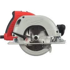 Milwaukee 15 Amp 7 1 4 In Tilt Lok Circular Saw With Hard Case 6390 21 The Home Depot