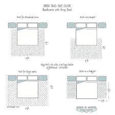 bedroom bedrooms room rugs sizes queen