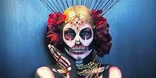 la day of the dead makeup designory in