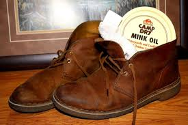 mink oil for leather boots journal of