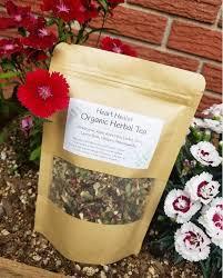 organic herbal tea heart chakra tea