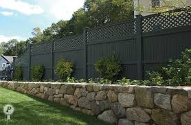 Perfection Wood Fence