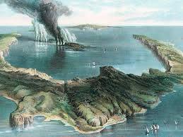 El mito de la Atlántida