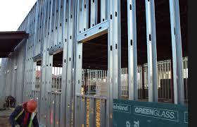 aluminum wall framing steel stud