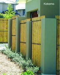 Bamboo Jungle Products Fence Panels