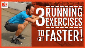 3 exercises to run faster and stronger