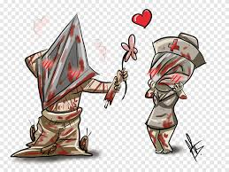 Pyramid Head Silent Hill 2 Alessa Gillespie Video Game Silent Hill Video Game Fictional Character Png Pngegg