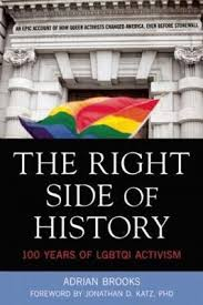 The Right Side of History : Adrian Brooks : 9781627781237