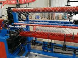Fully Automatic Chain Link Fence Weaving Machine Double Wire Feeding For Sale Chain Link Fence Machine Manufacturer From China 108408223