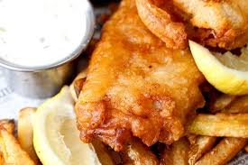 IPA-Battered Fish and Chips Recipe on ...