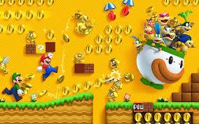 super mario bros 2 wallpaper game
