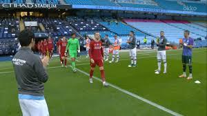 Ман Сити» пообещал и устроил «Ливерпулю» чемпионский коридор