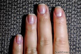 strong and long nails with castor oil