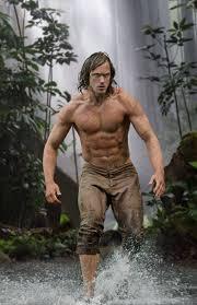 The legend of Tarzan: Alexander Skarsgård, muscoli e tormenti. 5 ...
