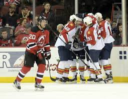 Pirri has goal, 2 assists; Panthers beat Devils 5-1 - The San ...