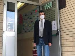 """Primo giorno di scuola all'Istituto Beltrami, Soressi: """"'Esame superato,  ora non bisogna abbassare la guardia"""" - VCO news"""