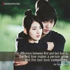 love quotes k drama amino