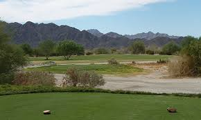 golf courses in and around yuma