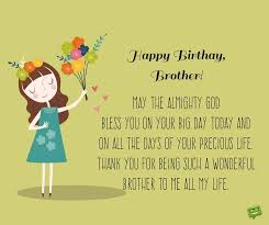 birthday quotes happy birthday brother the almighty god