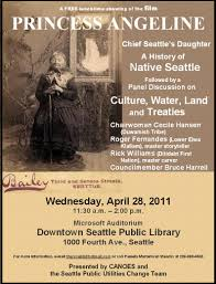 Free lunchtime showing of Princess Angeline film – history of Native  Seattle |