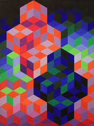 At the Tate, Psychedelic Op Art Fools the Eye - Artsy