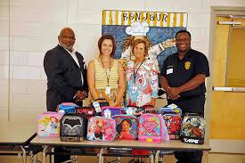 Norman Smith Elementary School Lunchbox Donation - Clarksville, TN Online