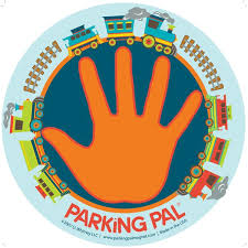 Parking Lot Car Safety Magnet For Kids Outdoor Safety Toddlers